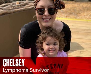 image of Sasha, leukemia survivor