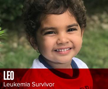 image of Kyle, lymphoma survivor