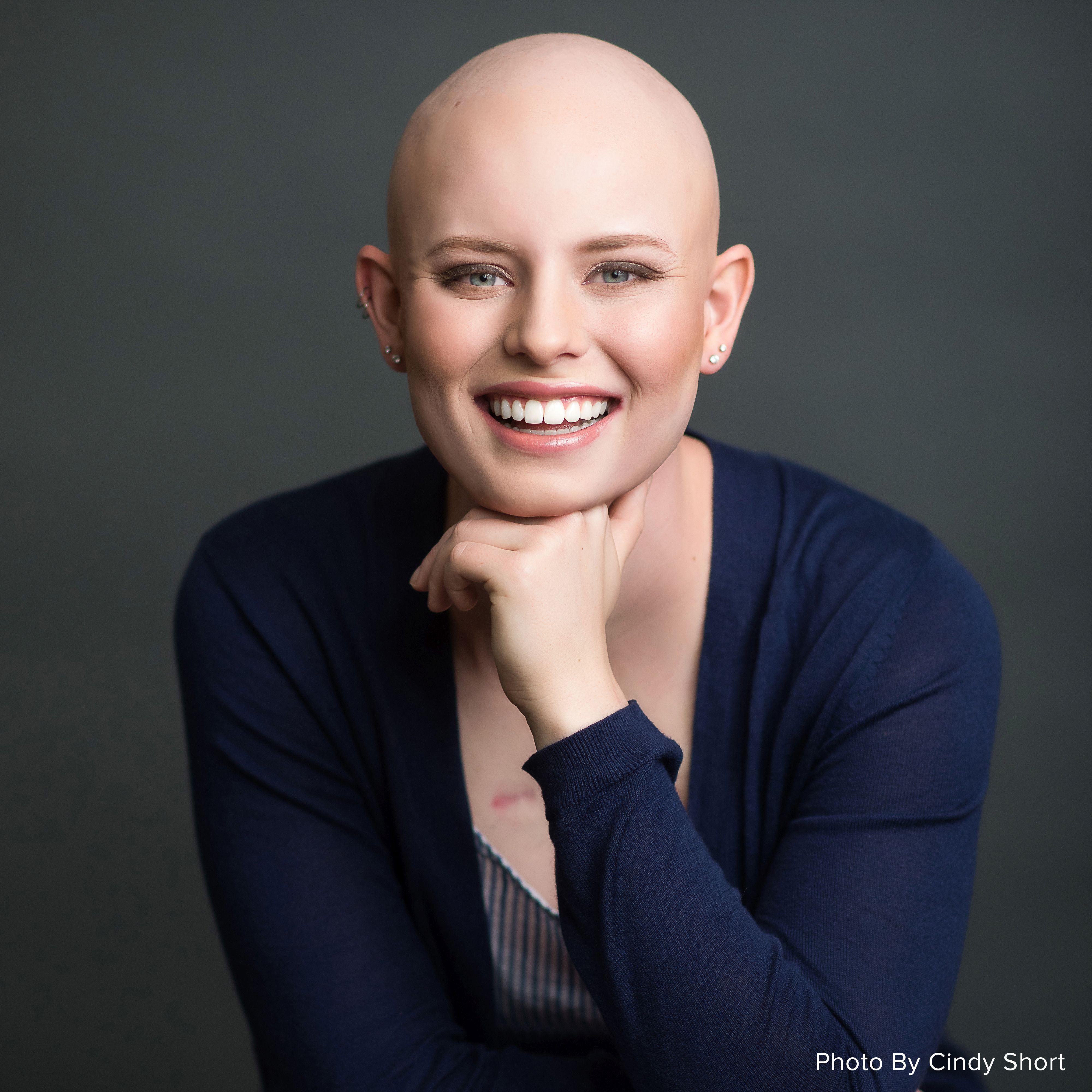 A College Freshmen Faces A Cancer Diagnosis Leukemia And Lymphoma