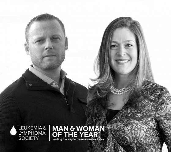 Congratulations to The Leukemia & Lymphoma Society's 2015 National Man & Woman of the Year winners, Jason Fleischer of the Abacus Group in New York City, and Erin Ragsdale of Allyn Media in Dallas, TX, raised $302,045 and $469,158, respectively.