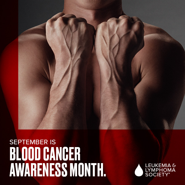 September is Blood Cancer Awareness Month