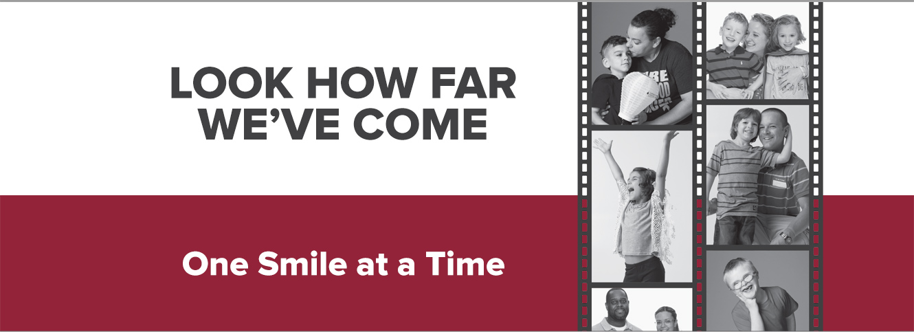 Burlington Helps Save Lives - Look How Far We've Come, One Smile at a Time