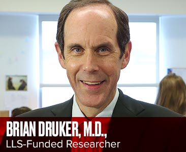 image of Brian Druker, M.D., LLS-Funded Researcher