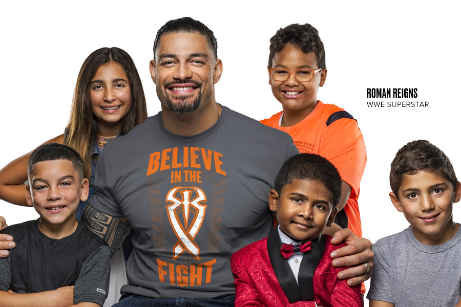 WWE Superstar Roman Reigns and LLS Join Forces