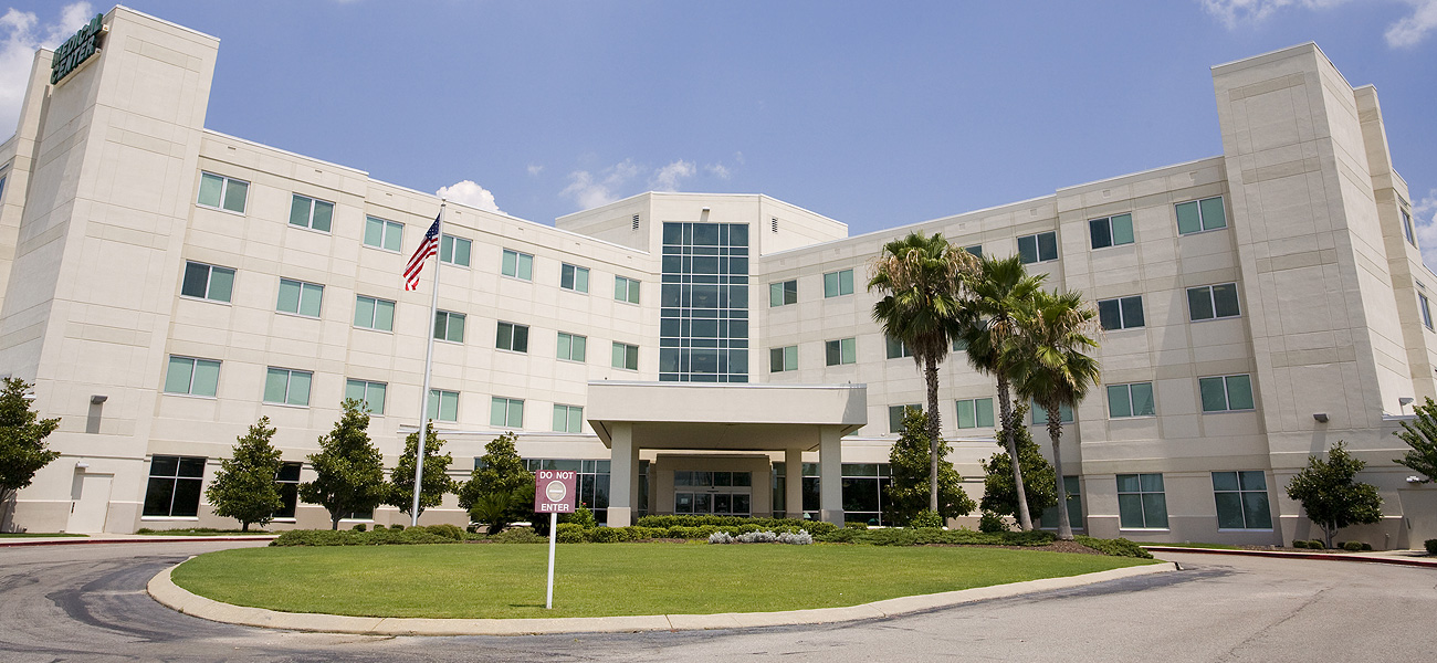 image of blood cancer treatment center