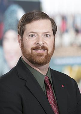 Blaine Robinson, Ph.D.