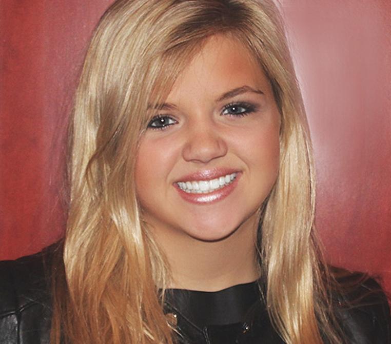Ella Behnke of San Antonio, TX, 2017 National Student of the Year