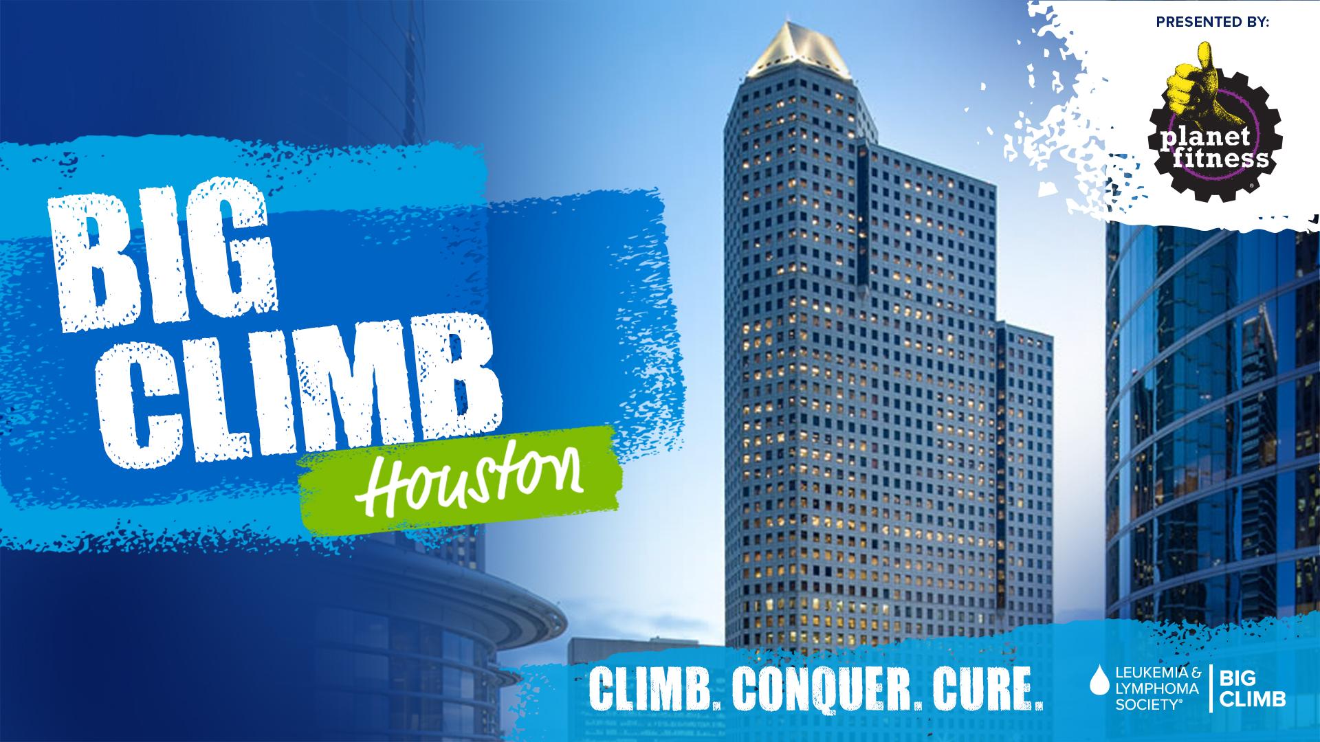 Big Climb Houston Leukemia And Lymphoma Society